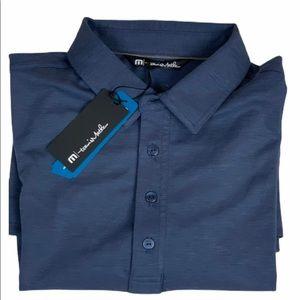 """NWT Travis Mathew """"The Ten Year"""" Golf Polo Shirt"""